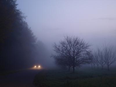 Nachtfahrt  (Foto: johnnyb  / pixelio.de)