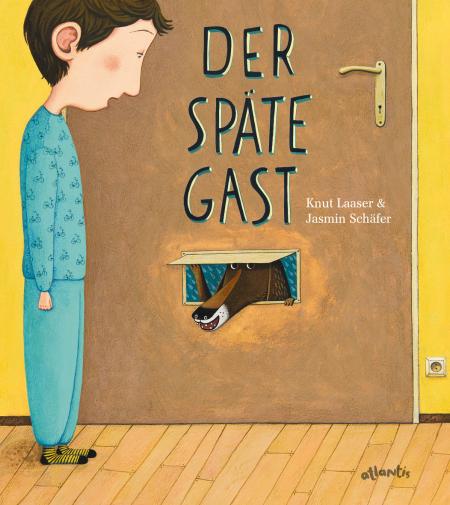 """Cover von Knut Laaser & Jasmin Schäfer: """"Der späte Gast"""""""