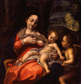 Madonna del Latte (16. Jh.)