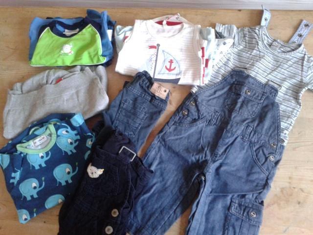 Kinderkleidung tauschen