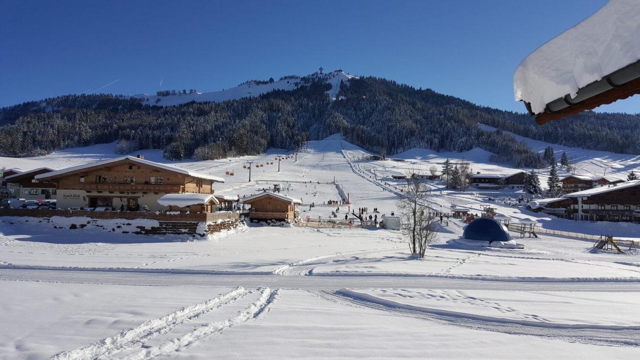 Skiurlaub mit Kindern am Pillersee