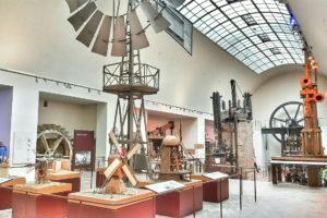 Ostersonntag_Windkraft im Deutschen Museum.