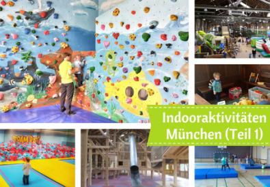 Indooraktivitäten mit Kindern in München