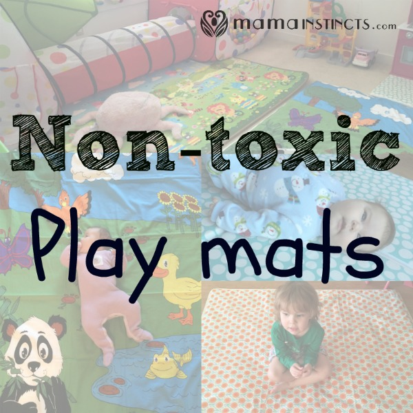 The Ultimate Guide to Non-Toxic Play Mats (Updated 2019