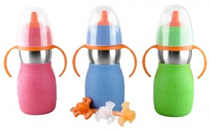Non-toxic sippy & straw cup