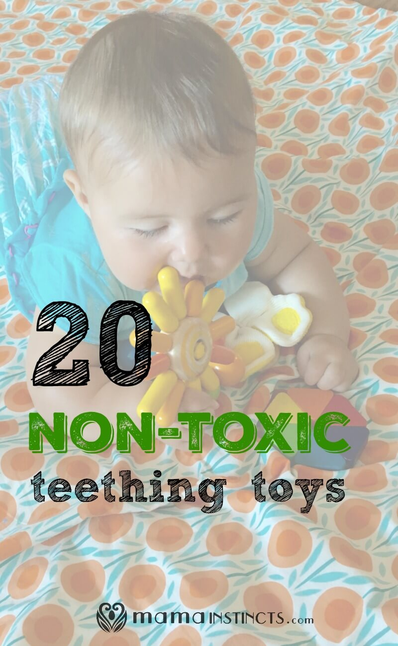 Opinion you Non toxic teething toys