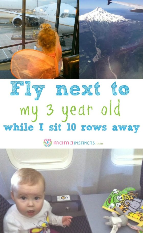 What do you think? Should airlines make sure families sit together during flights, especially when you have small kids. Click to read about our latest experience with an airline that didn't accommodate us.