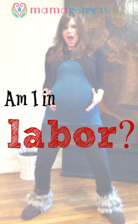Are those real contractions? Are you in labor? Could it be a false alarm? Find out!