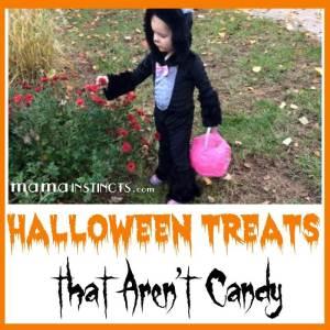 Best candy alternatives for Halloween