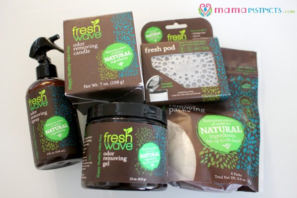 Get Rid of Diaper Pail Smells with Natural Products – Mama Instincts®