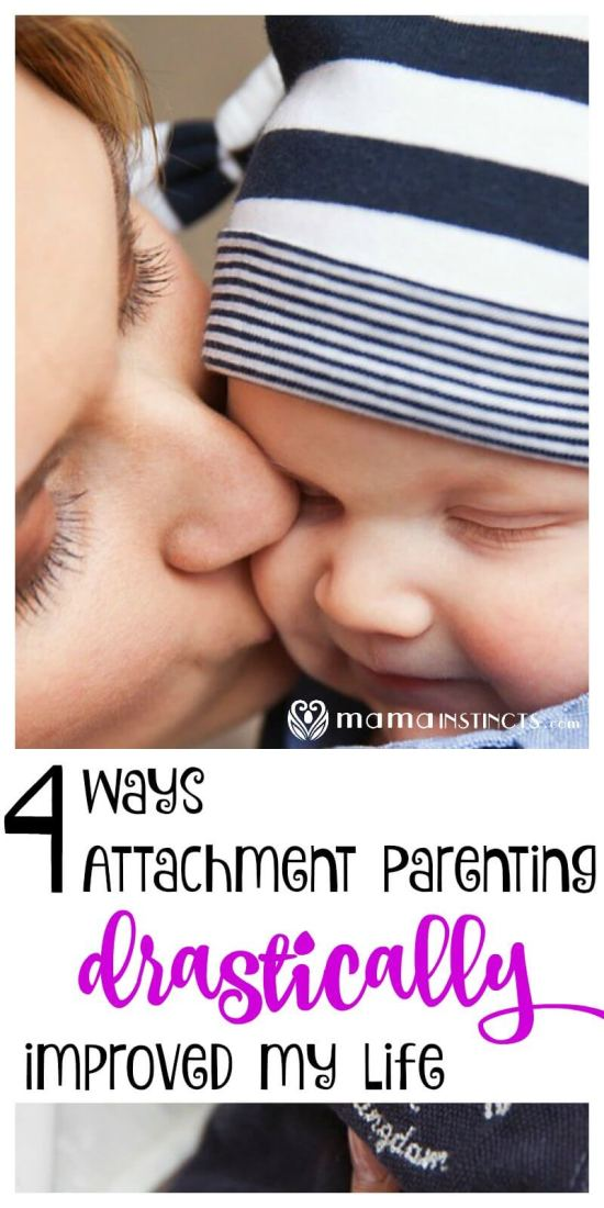 Attachment parenting is not something I was planning on practicing until I had my baby; and then I had no choice. Read to find out how it improved our lives