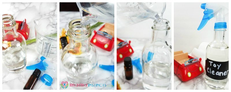 DIY Natural Toy Cleaner – Mama Instincts®