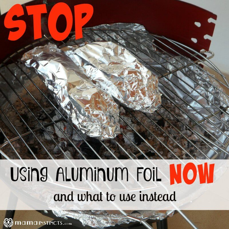Stop Using Aluminum Foil Now and What to Use Instead