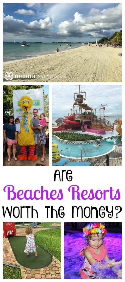 Trying to decide if paying for Beaches Resorts is worth it? Find out what our family thought about it and why this is not your regular all-inclusive resort; it's even better!