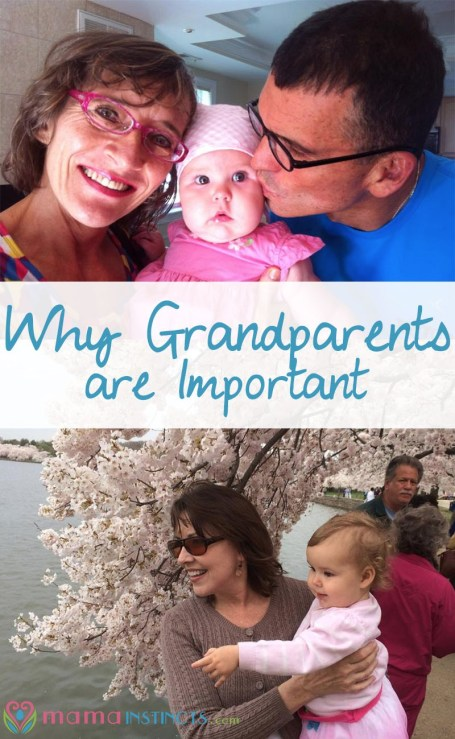 Do you have a good relationship with your kids' grandparents? Even if you don't, you should allow this relationship to develop between kids and grandparents. Find out why.