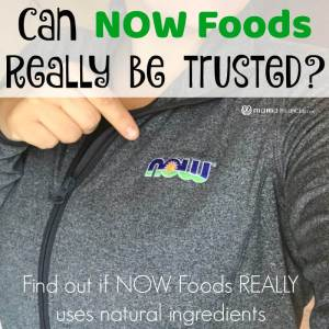 Can NOW Foods Really Be Trusted? (+ $500 giveaway)