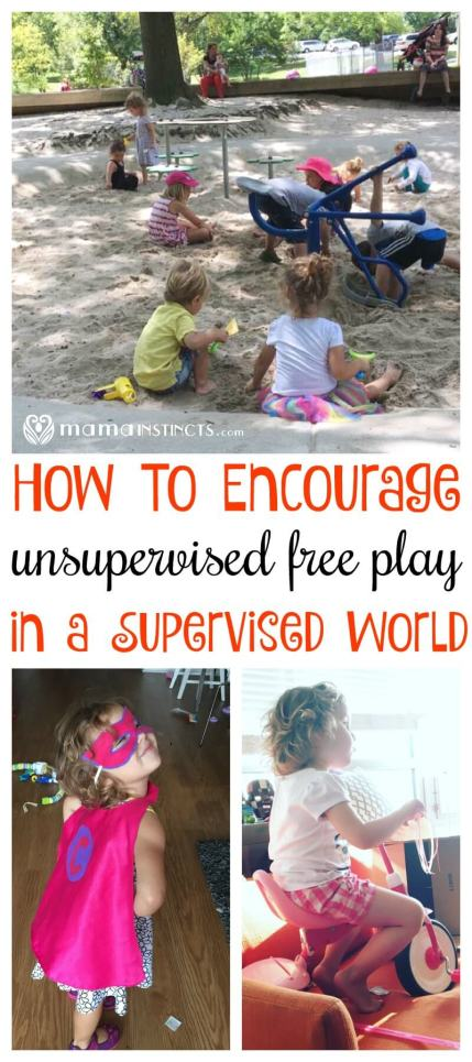 Unsupervised free play is so important for child development. But how can we let our kids roam free with all the dangers out there? Find out what you can do as a parent to encourage healthy child development through play.