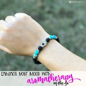 Enhance Your Mood With Aromatherapy On-The-Go