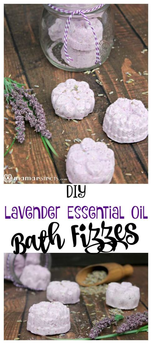 Recharge and come back to life with a relaxing bath with lavender bath fizzes. This blend is great to unwind after a stressful day and to repair your skin. This DIY recipe is simple to make and it makes you feel like you're in a spa but in the comfort of your own home.