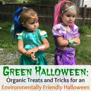 Green Halloween: Organic Treats and Tricks for an Environmentally Friendly Halloween