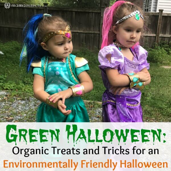 Green Halloween: Organic Treats and Tricks for an Environmentally Friendly Halloween