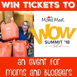 Giveaway: Win tickets to the WOW Summit in California