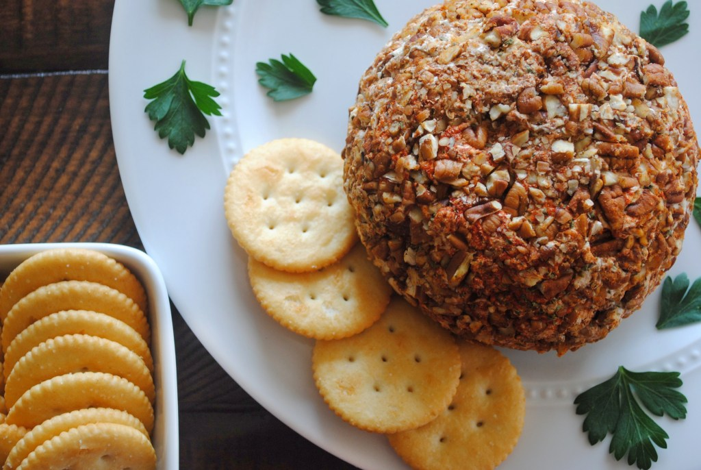 Simple, Quick Cheese Ball