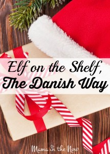 Elf on the Shelf - the Danish Way! This will make you want to put a good effort into your elf activities!
