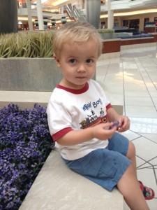 jansen, the birthday boy