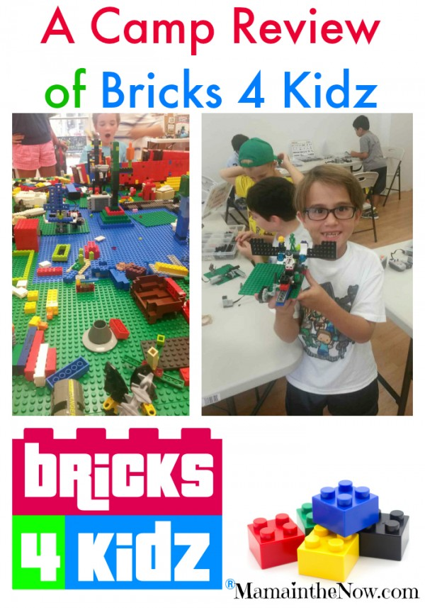 A Camp Review of Bricks 4 Kidz