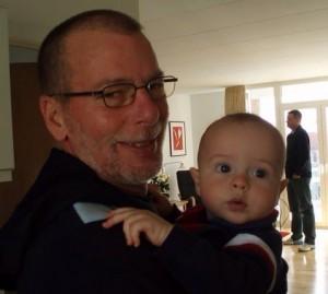 Bedstefar & Jacob, 2007