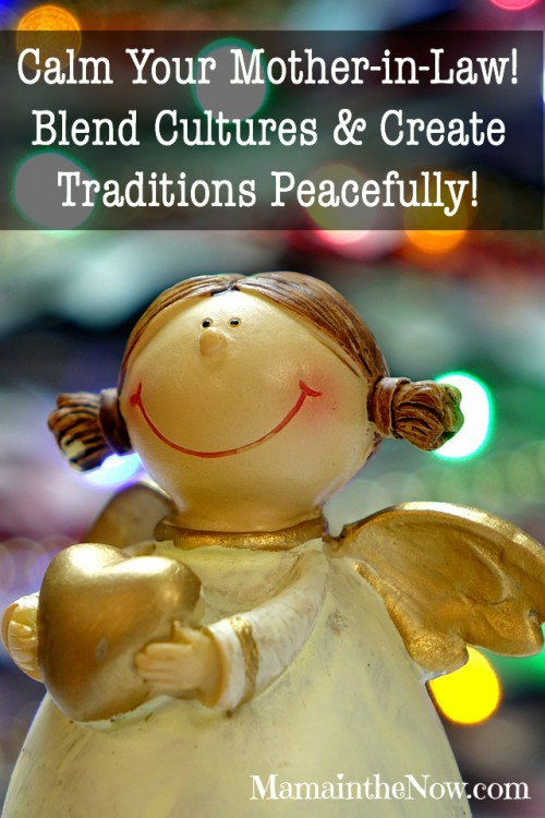 6 Steps to Creating new Family Traditions - PEACEFULLY (Completely Mother-in-law Approved!)