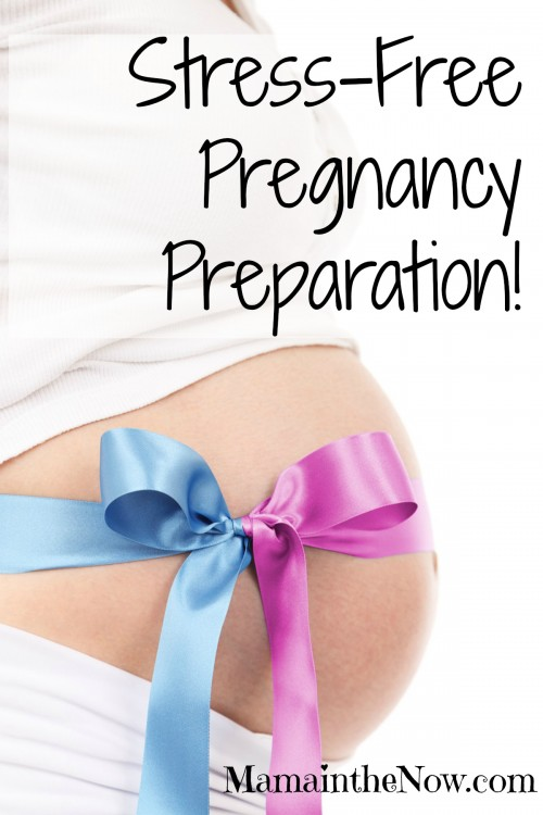 Stress-Free Pregnancy Preparation! These tips saved my sanity!