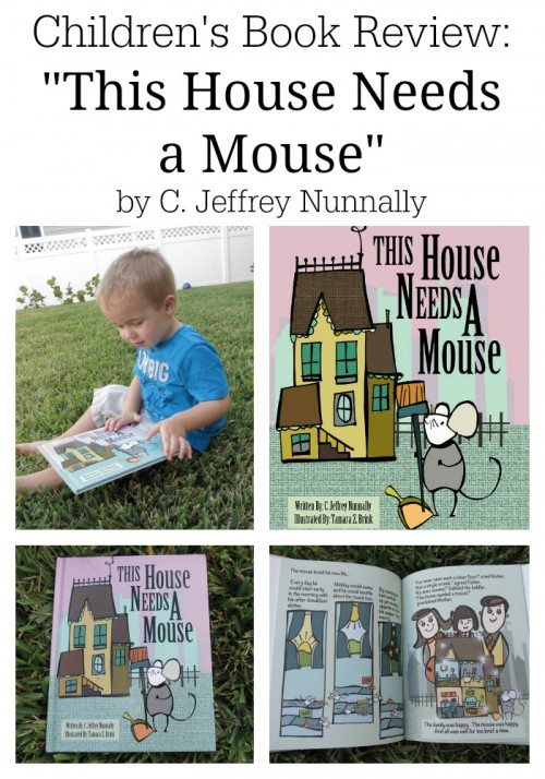 Children's Book Review: This House Needs a Mouse
