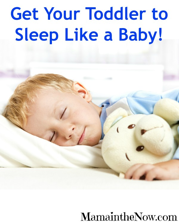 Expert Advice: Get your toddler to sleep like a baby.