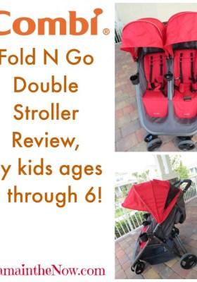 Combi Fold N Go Stroller Review