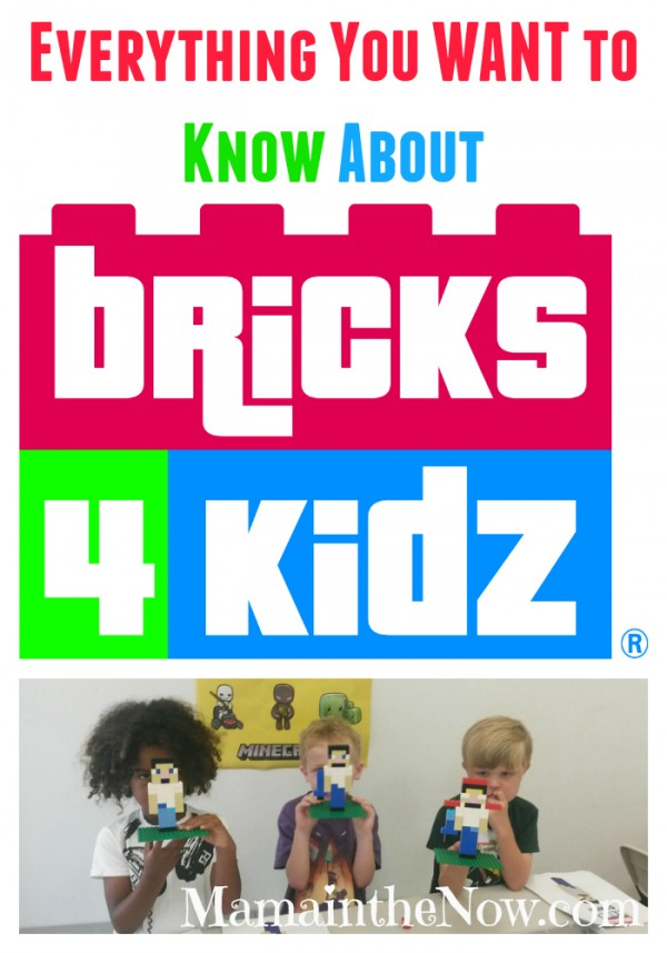 Everything you WANT to know about Bricks 4 Kidz