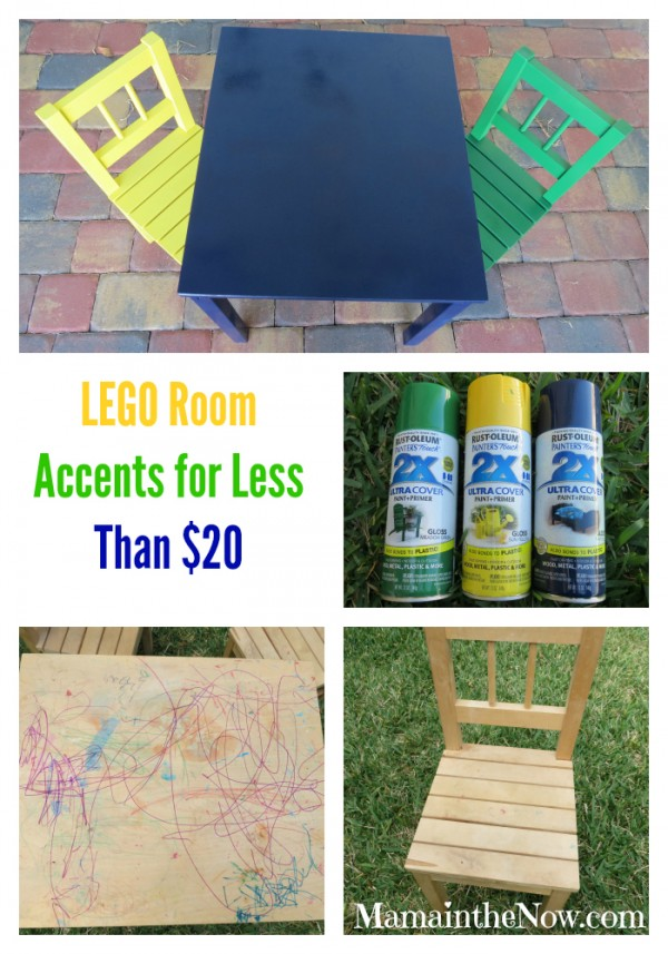 LEGO Room Accents for Less Than $20