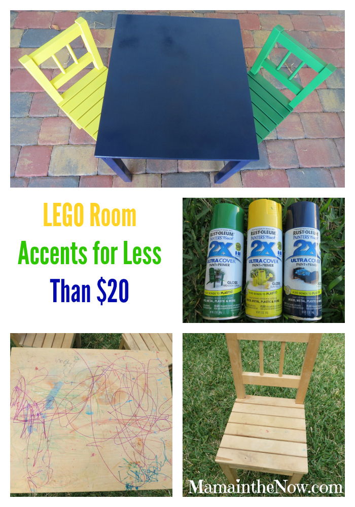 Miraculous Diy Fun With The 8Th Wonder Spray Paint Ikea Table And Chairs Download Free Architecture Designs Sospemadebymaigaardcom