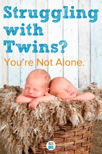 Finding it hard to raise twins? You are not alone