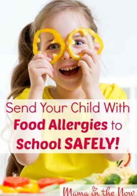 Send Your Child With Food Allergies to School SAFELY! Everything You Need to Know!