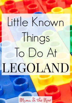 Little Known Things To Do At LEGOLAND