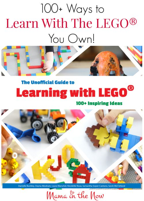 100+ ways to learn with the LEGO you already own!