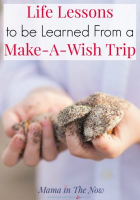 Life lessons to be learned from a Make-A-Wish trip. Going on the trip was a parenting win, for so many surprising reasons. Medical moms and special needs moms will agree. Click to read everything that happened.