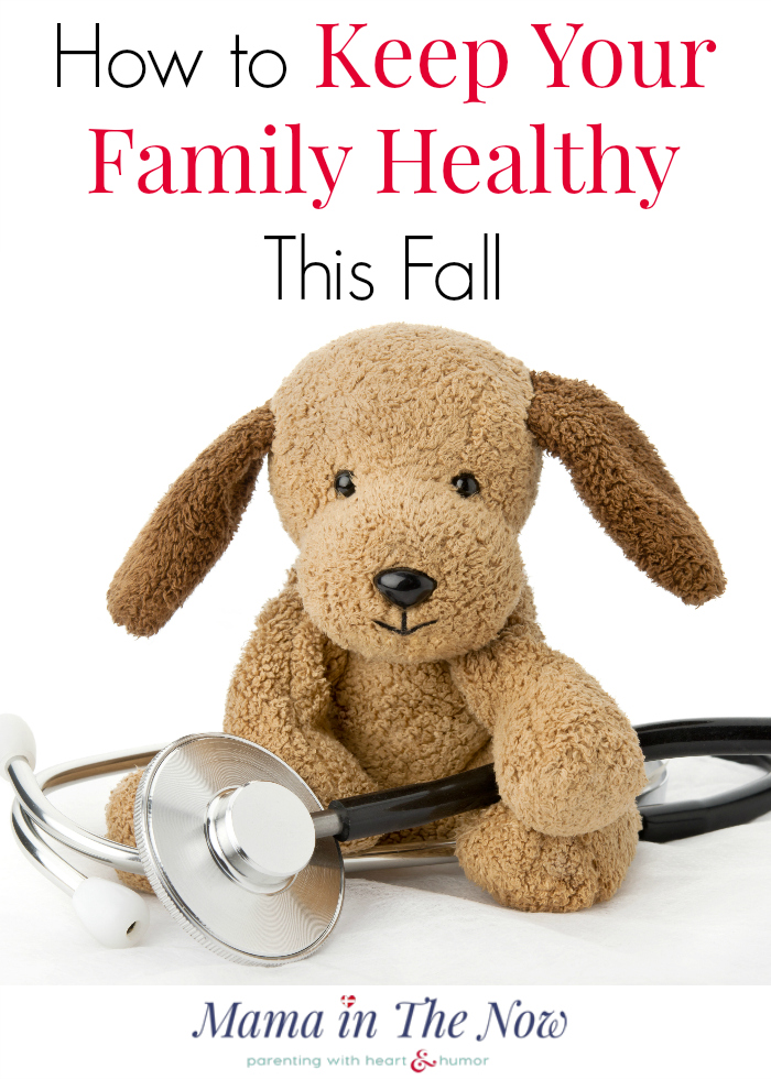 How to keep your family healthy this fall. Tips and hacks from a mother of an immune compromised child.