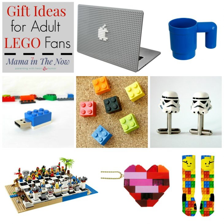 The Most Awesome Gifts For Adult LEGO Fans