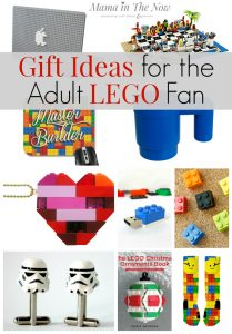 What do you buy the LEGO nerd in your life? Not the child, but the Adult Fan of LEGO (AFOL) - These gift ideas are sure to please the LEGO fan, child at heart in your life. Click to get inspiration and LEGO-inspired gift ideas.