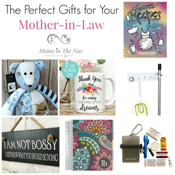 Find the perfect gifts for your mother-in-law (MIL) - for birthday, Christmas, Mother's Day or anniversaries. Regardless of your relationship, we have the right gift for your family. You will be the daughter-in-law of the year!