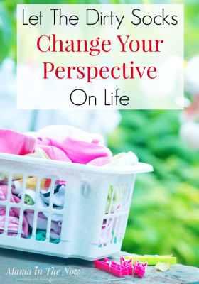 Overwhelmed moms, exhausted parents, switching out on word will change your perspective on motherhood and parenting. Be a happier mom - it works!