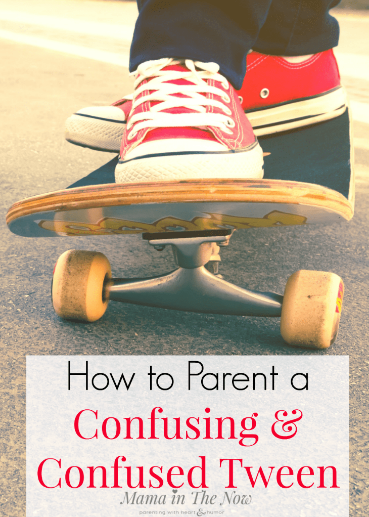 "Parenting tweens and teens is not for the faint of heart. Motherhood, parenthood changes when the kids become tweens. Parenting a confusing and confused tween. Having ""the talk"" with your tween and teen. Parenting tips"